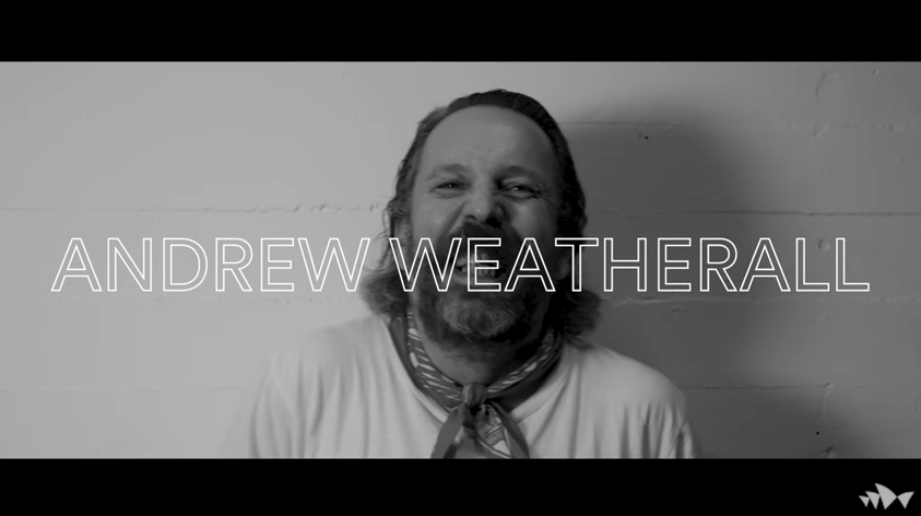 Image of Andrew Weatherall