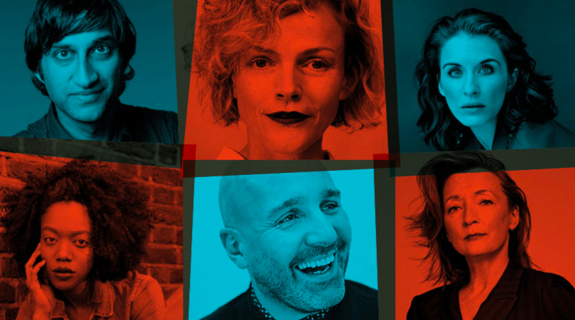 Image of Vicky McClure, Johnny Harris, Maxine Peake and other actors