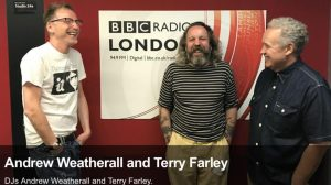 Andrew Weatherall & Terry Farley discuss 30 years since the birth of acid house