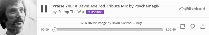 David Axelrod Tribute Mix