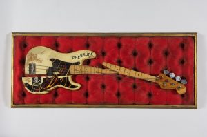 Paul Simonon's Guitar
